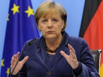 Меркель заявила о неизбежности дальнейших санкций против России