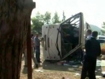 В Непале при столкновении двух автобусов погибли 10 человек, в том числе россиянка