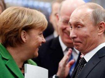 СМИ Германии: Меркель впервые жестко раскритиковала Путина