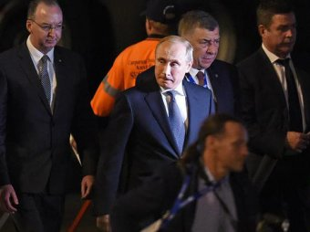 Путин покинул саммит G20 из-за необходимости поспать