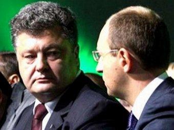 В Сети опубликован видеоролик про Порошенко и Яценюка в формате сериала «Друзья»