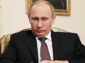 Путин лидирует в ТОП-100 самых влиятельных людей мира по версии американского Forbes