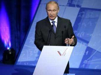 Делегаты ОНФ подсчитали: 80% поручений Путина не реализовываются