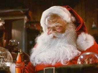 В Великобритании умер легендарный Санта-Клаус из рекламы Coca-Cola