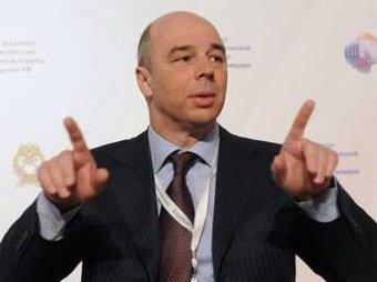 Минфин оценил убытки России от санкций и падения цен на нефть в  млрд