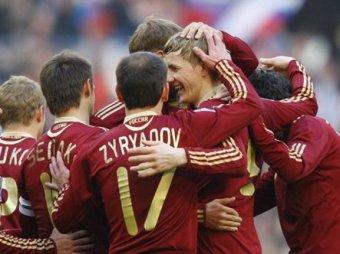 Капелло назвал состав сборной России на ближайшие матчи