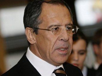 Лавров считает задержку поставки «Мистралей» проблемой Франции