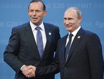 СМИ: из-за холодного приема Путин может досрочно покинуть саммит G20