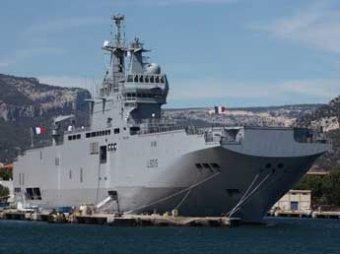 """СМИ: Индия угрожает Франции расторгнуть военный контракт на  млрд из-за """"Мистралей"""""""