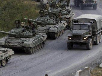 Новости Украины 12 ноября 2014: НАТО заявило о входе техники из России на Украину