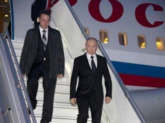 Владимир Путин поставил рекорд пребывания в воздухе