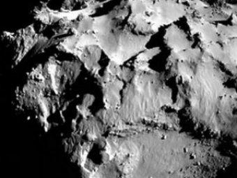 Учёные опубликовали трехмерное изображение кометы Чурюмова-Герасименко