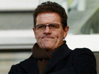 Фабио Капелло заявил, что уже пять месяцев не получает зарплату