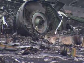 """Авиадиспетчеры: рядом с малазийским """"Боингом"""" под Донецком летел военный самолет"""