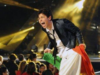 """Детское """"Евровидении-2014"""", результаты 15 ноября: первое место у итальянца (ВИДЕО)"""