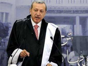 Скандал: президент Турции заявил, что равенство полов противоречит природе