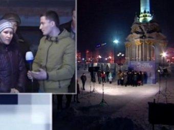В прямом эфире телеканала «Интер» украинские телеведущие заткнули рот дончанам