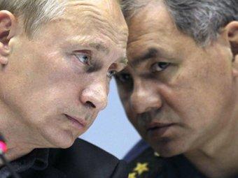 Путин отправит мэров и губернаторов на военные сборы по просьбе Шойгу