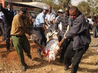 В Кении экстремисты расстреляли пассажиров автобуса: 28 погибших