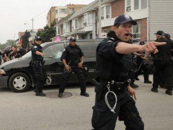 В Канаде убийца трёх полицейских получил пять пожизненных сроков