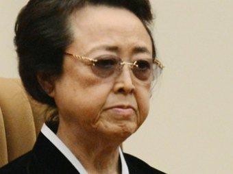 ИноСМИ: тетя Ким Чен Ына умерла от инсульта после казни мужа