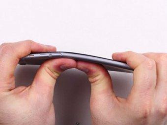 iPhone 6 Plus больше не гнутся (видео)