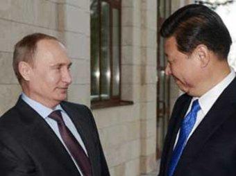 ИноСМИ: президенты России и Китая едины в своем неприятии Запада