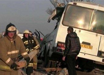ДТП в Нижегородской области 5 ноября унесло жизни 7 человек (видео)
