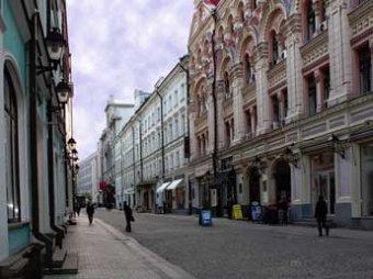 Столешников переулок в Москве вошел в ТОП-10 самых дорогих улиц мира