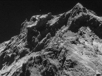 Модуль Philae впервые в истории космонавтики сел на поверхности ядра кометы