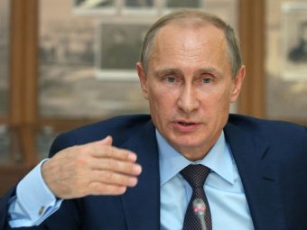 Владимир Путин подверг критике российские сериалы