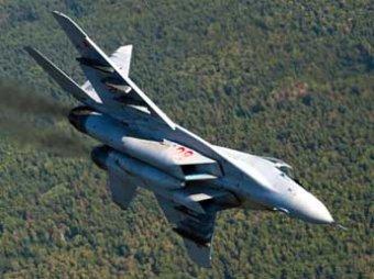 Истребитель МиГ-29 разбился в Белоруссии, упав в Брестской крепости