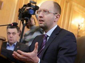Арсений Яценюк вновь объявил о своей отставке