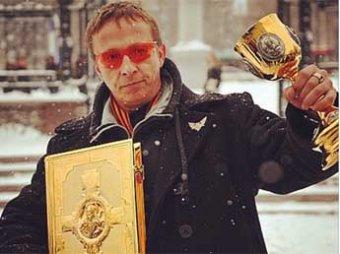 """Охлобыстин представил свой новый фильм в """"эпицентре сопротивления мировому злу"""" – Донецке"""