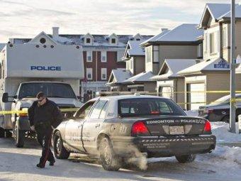 В Канаде мужчина убил 8 человек и покончил с собой