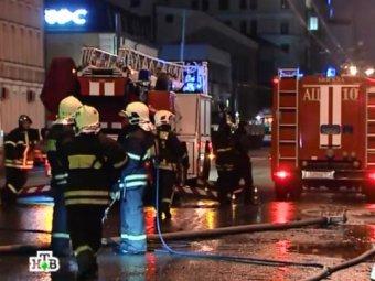 В машине на востоке Москвы сгорели три человека