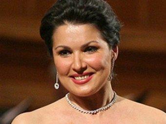 Анну Нетребко раскритиковали в Австрии за поддержку донецкого театра