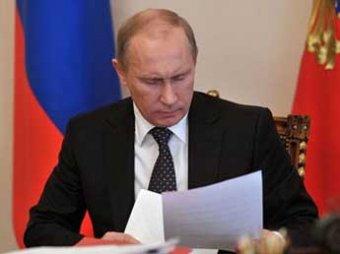 Путин вдвое увеличил страховые выплаты по вкладам