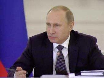 Путин выступил против повышение цен на алкоголь