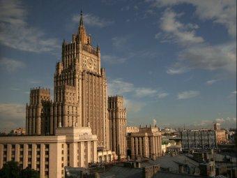 МИД: целью санкций США является смена власти в России