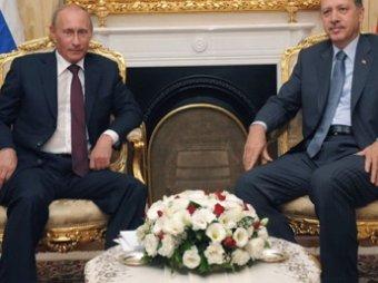 Путин сообщил о невозможности строительства «Южного потока»