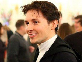 Павел Дуров дал первое интервью после отъезда из России