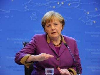 СМИ: Меркель стало плохо от голода прямо во время интервью