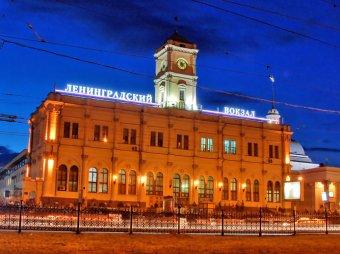 """Анонимы из Украины """"заминировали"""" вокзалы в 26 российских городах"""