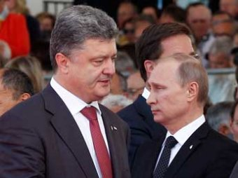 Президент Украины Порошенко прокомментировал сообщения об угрозах от Путина