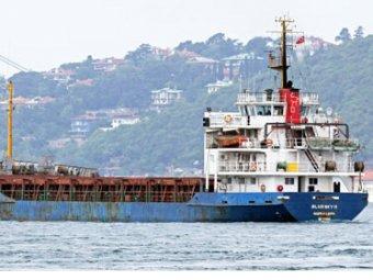 Молдавское судно подало сигнал бедствия у берегов Греции
