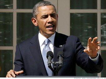 Обама назвал условия введения новых санкций против России