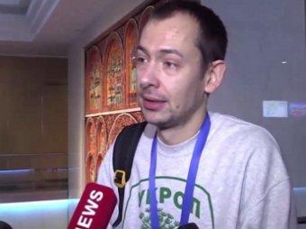 Корреспондент  УНИАН: Владимир Путин – «крутой дядька, президент великой страны»