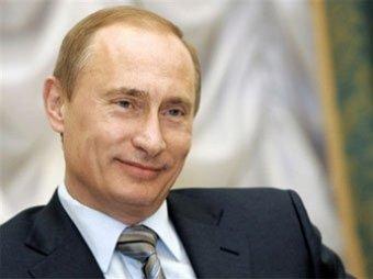 В Сети появилась фейковая обложка Time с Владимиром Путиным