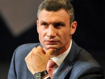 Виталий Кличко порадовал протестующих новым афоризмом